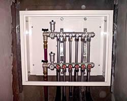Монтаж отопления и кондиционирования